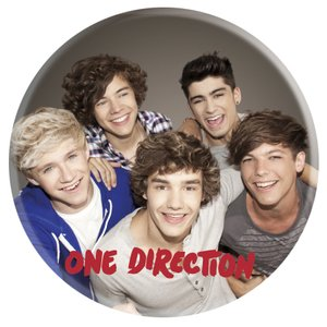 One Direction Group Badge