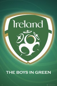 Ireland Crest Maxi