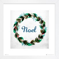 Christmas Wreath Neol