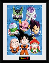 PFC2020 DRAGON BALL Z chibi characters