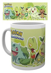 MG1095 POKEMON grass partners