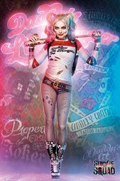 FP4331 SUICIDE SQUAD harley quinn stand
