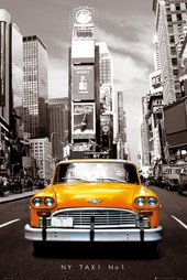 New york - Taxi No 1