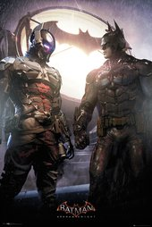 Batman Arkham Knight - Knight and Batman
