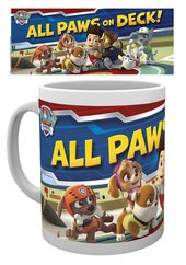 MG0662 PAW PATROL paws on deck