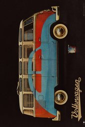 VW Camper - Advert