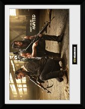 The Walking Dead - Rick and Daryl