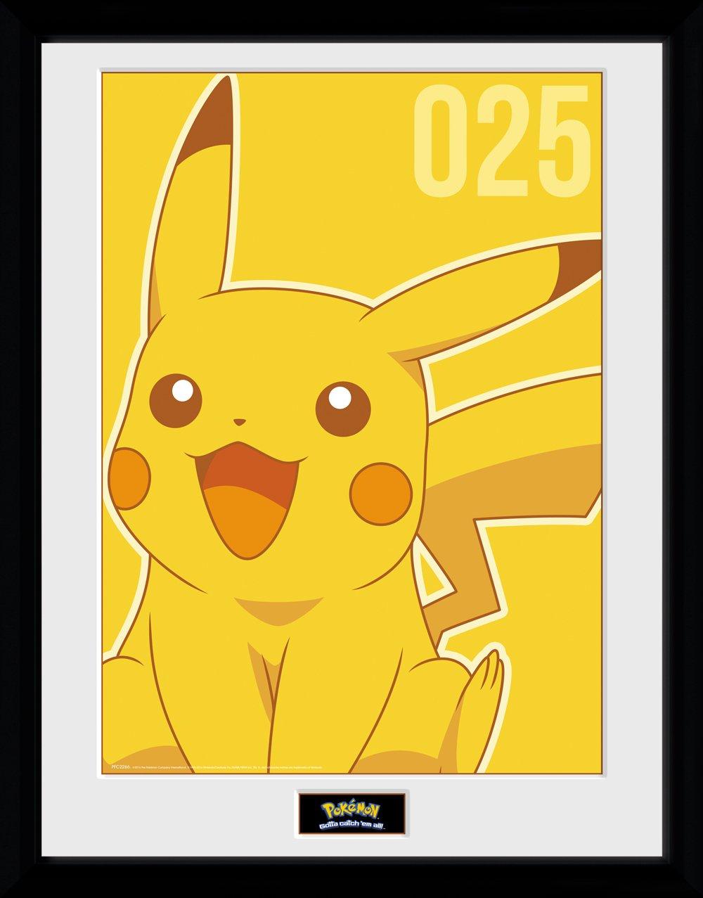 Pokemon Mew Mono Collector Print