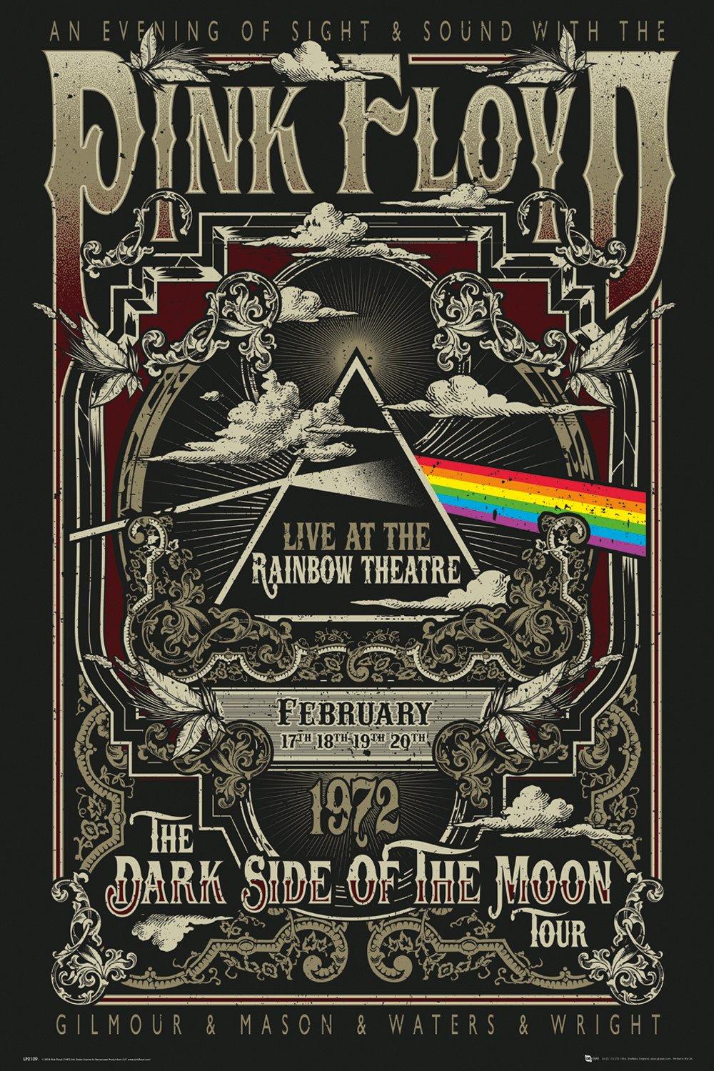 A2 SUPERNATURAL Poster Maxi