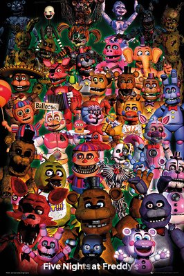 Fp4845-five-nights-at-freddy's-ultimate-group