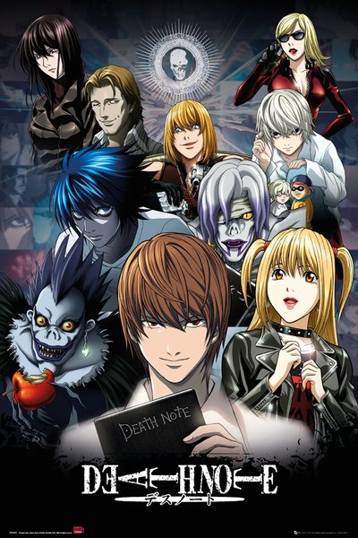 fp3963 deathnote collage