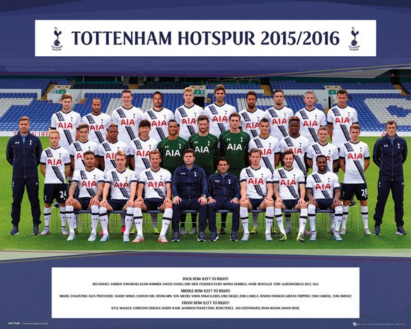 tottenham hotspur football team - photo #1