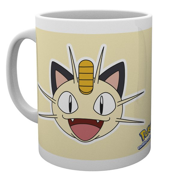 Pokemon: Meowth by Marathonlover on DeviantArt