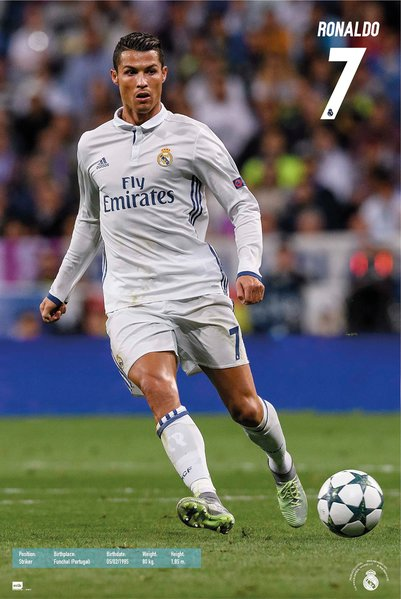 End of Season Football Sale - Ronaldo