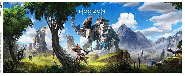 Horizon Zero Dawn Box Art: Horizon Zero Dawn