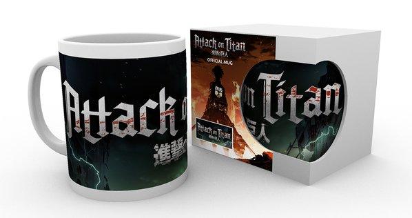attack on titans logo