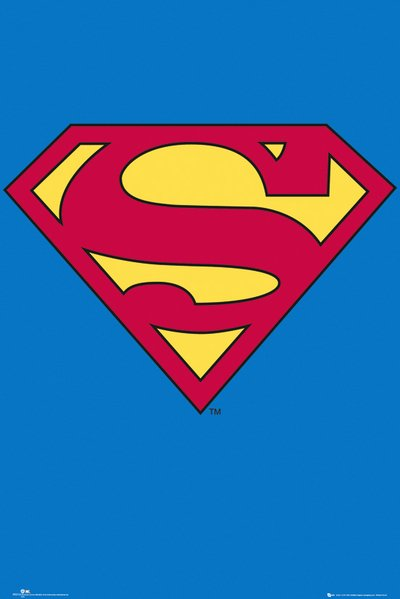 superman logo by benokil - photo #13