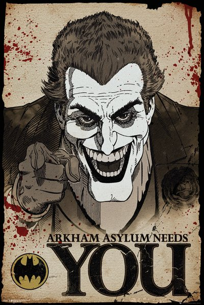 batman arkham asylum comic pdf