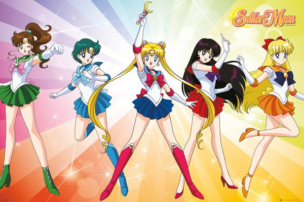 You are here: Home > Sailor Moon
