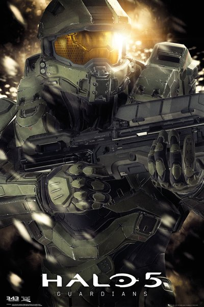 master chief halo 5 - photo #9