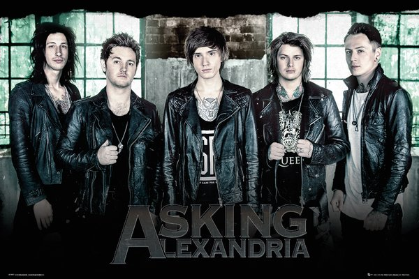 You are here: Home > Asking Alexandria