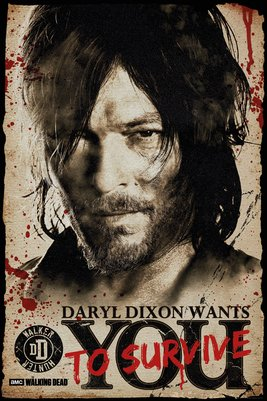 FP3851 THE WALKING DEAD daryl needs you