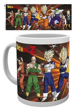 MG0910 DRAGON BALL Z z fighters mock up