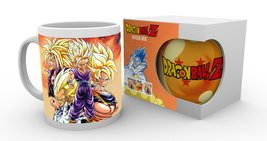 MG0909 DRAGON BALL Z super saiyans prod