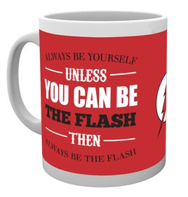 Mg0970-the-flash-be-yourself-mug