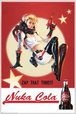 FP4037 Fallout Nuka Cola