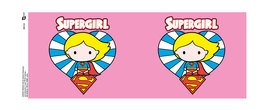 MG1262 JUSTICE LEAGUE supergirl chibi