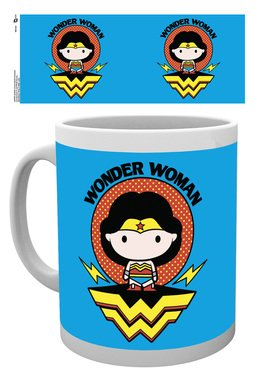 MG1264 JUSTICE LEAGUE wonder woman chibi