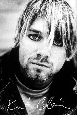 Kurt Cobain Signature Maxi