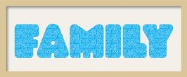 Family Fatty Font