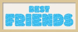 Best Friends Fatty Font