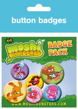 Moshi Monsters Monsters Pack