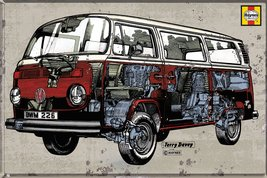 VW Camper - Haynes