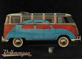 VW Camper Paint Advert