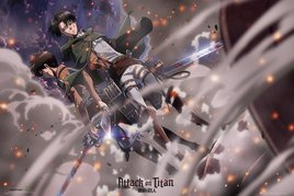Attack on Titan - Battle