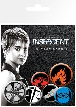 Insurgent - Factions