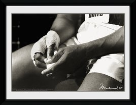 Muhammed Ali - Hands