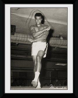 Muhammed Ali - Train