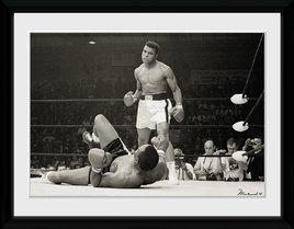 Muhammed Ali - Liston