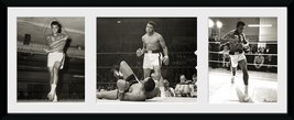 Muhammed Ali - Fight Triptych