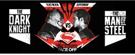 Batman Vs Superman - Face Off