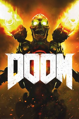 FP4124 DOOM key art