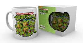 MG1520 TMNT RETRO logo