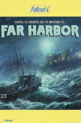 FP4234 FALLOUT 4 Far harbour