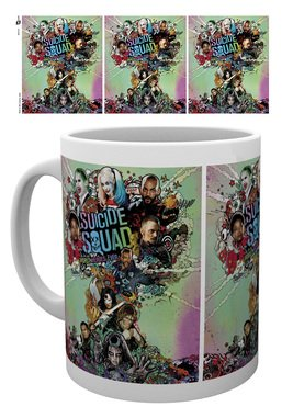 MG1777 SUICIDE SQUAD one sheet