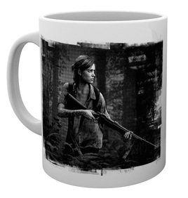 Mg3549-the-last-of-us-2-black-and-white-mug